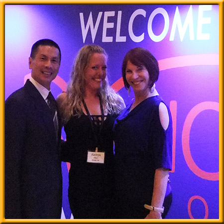 Wayne Eng & Diane Jarmolow with Kathryn Moody