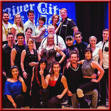 The River City - 8 Group Classes